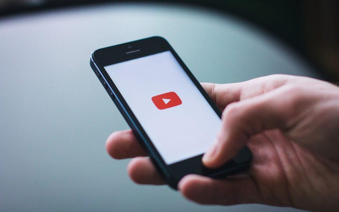 Wir sind auf YouTube!